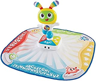 Fisher-Price - Interactive Learnin' Lights Dance Mat, Multicolor
