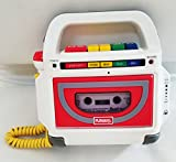 Playskool Cassette Player/Recorder with Sing-a-long microphone (1991)