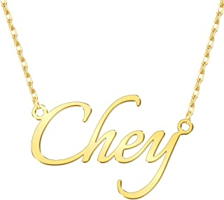 name necklace for baby boy