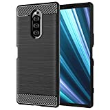 NEWZEROL for Sony Xperia 1 Case TPU Phone Case [Scratch