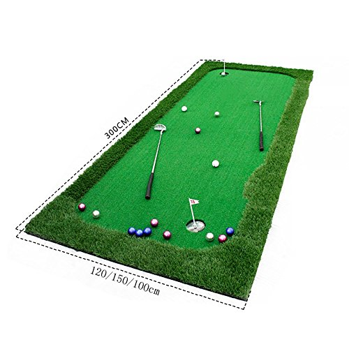 Buy Bargain YX Xuan Yuan Golf Indoor Practice Mat Putt Practice Mat 3 Size Optional @