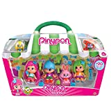 Splash Toys- PINYPON Coffret 4 Figurines City, 32022