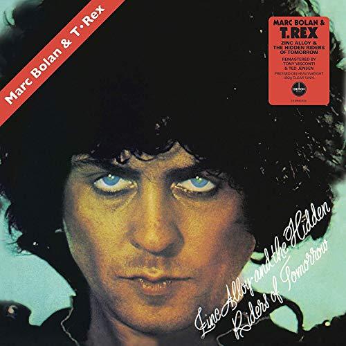 Zinc Alloy and the Hidden...(180 Gr.Clear Vinyl) [Vinyl LP]