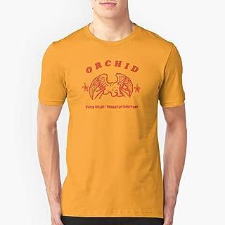 orchid screamo shirt