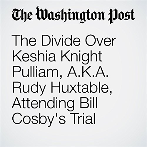 The Divide Over Keshia Knight Pulliam, A.K.A. Rudy Huxtable, Attending Bill Cosby's Trial copertina