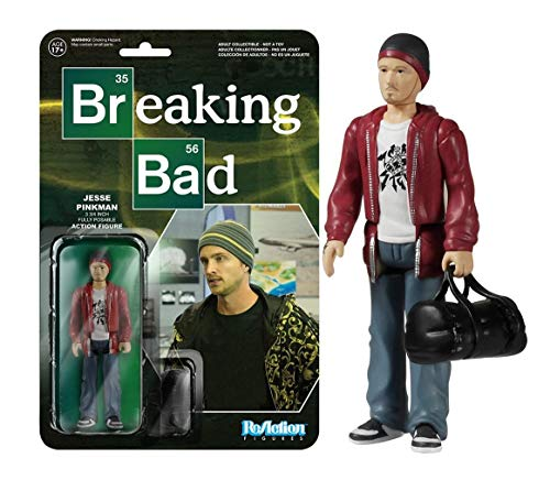 Breaking Bad Funko Reaction Jesse Pinkman Action Figure