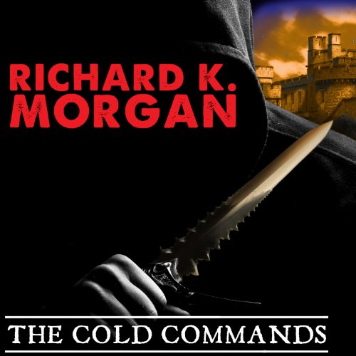 The Cold Commands audiobook cover art