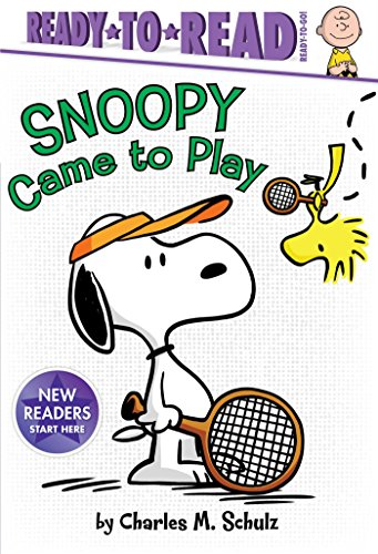 Snoopy Came to Play (Peanuts: Ready-to-Read)