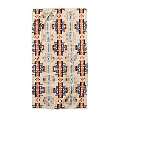[ペンドルトン] PWM ジャガードバスタオル オーバーサイズ XB233 チーフジョセフローズウッド 19373185