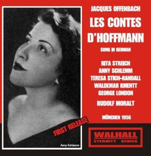 Les Contes D' Hoffmann (München 1956)