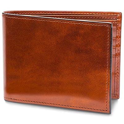 Bosca Old Leather Continental I.D. Wallet, Black