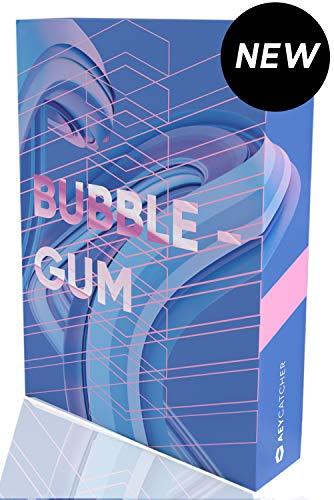 AEY Catcher® Zauberkarten (BubbleGum Edition) - Luxus Qualität - Perfektes Handling - Pokerkarten - Spielkarten (Innovatives Design)