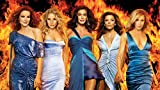 Liah FineArts Desperate Housewives 107cm x 60cm Silk Poster