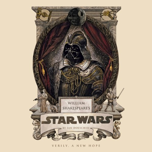 William Shakespeare's Star Wars cover art