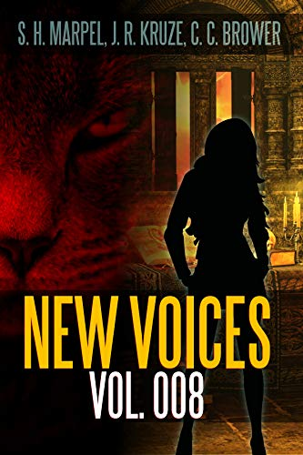 New Voices Vol. 008 (Speculative Fiction Modern Parables Anthology) (English Edition)