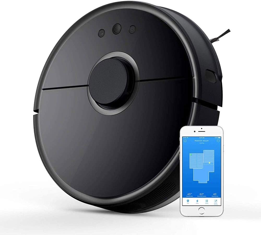 YQSHYP Robot Outstanding Vacuum and Mop Robotic Smart Sale Navigating Cle