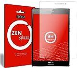 ZenGlass Flexible Glas-Folie kompatibel mit Asus ZenPad S 8 Z580CA Panzerfolie I Bildschirm-Schutzfolie 9H