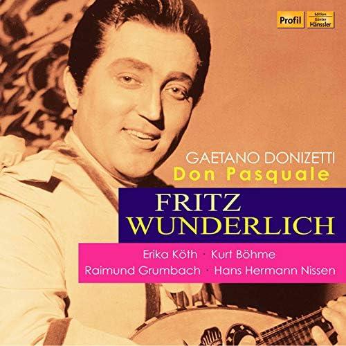 Chor der Bayerischen Staatsoper München, Erika Köth, Fritz Wunderlich, Kurt Böhme, Raimund Grumbach feat. Meinhard von Zallinger