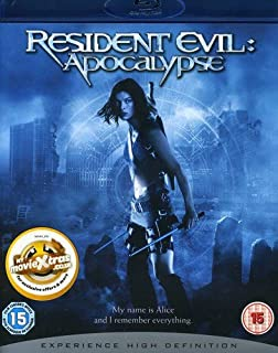 Resident Evil - Apocalypse [Blu-ray] [2004] [2007] [Region Free] (B000PI3UZE) | Amazon price tracker / tracking, Amazon price history charts, Amazon price watches, Amazon price drop alerts