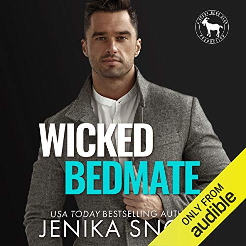Wicked Bedmate Audiobook By Jenika Snow, Hero Club cover art