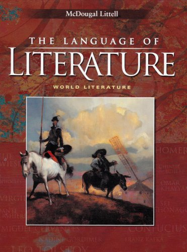 The Language of Literature: World Literature (McDougal Littell Language of Literature)
