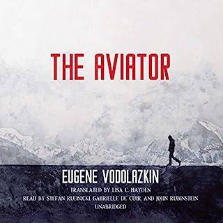 The Aviator audiobook cover art