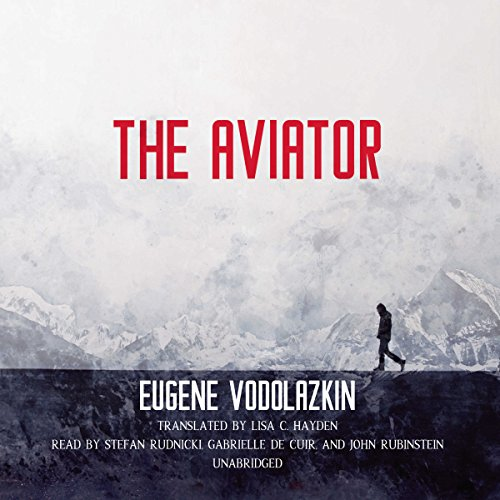 The Aviator audiobook cover art