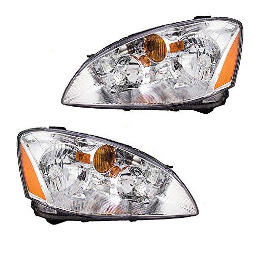02 altima headlights assembly - 5