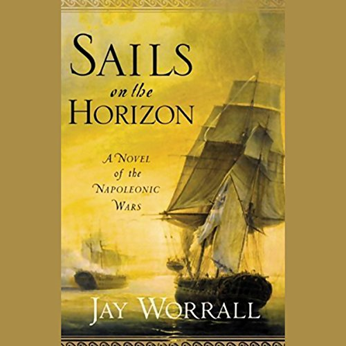 Sails on the Horizon audiobook cover art