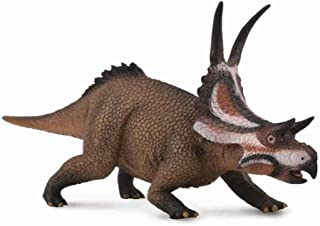 CollectA Prehistoric Life Diabloceratops Toy Dinosaur Figure - Authentic Hand Painted & Paleontologist Approved Model