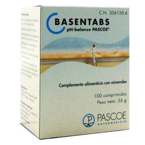 BASENTABS PH BALANCE 100COMP
