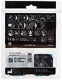 CefarCompex 6260760 - Electrodos Easysnap Performance, 5 X 5 cm, pack de 4