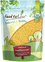Organic Hulled Millet, 1 Pound — Whole Grain Seeds, Non-GMO, Kosher, Raw, Bulk, Product of the USA