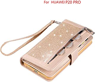 Replacement for MATE10 PRO/MATE20/ P20/P20 PRO Wallet PU Leather Flip Phone Cases Shinning Style Protector