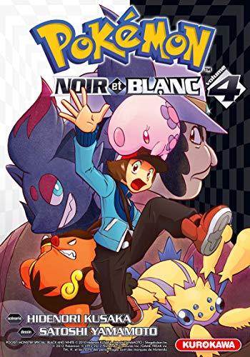 Pokémon - Noir et Blanc - tome 04 (4)