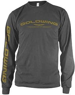 Honda Mens Goldwing Long-Sleeve Shirt