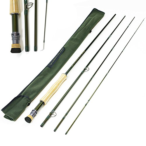 Temple Fork Outfitters Forcella: BVK Series Rod, TF 07 96-4B
