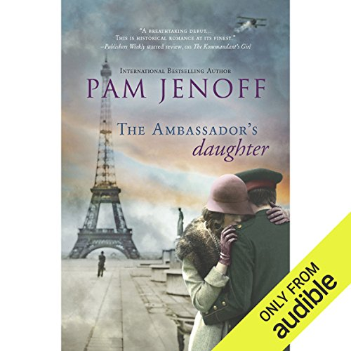 The Ambassador's Daughter                   By:                                                                                                                                 Pam Jenoff                               Narrated by:                                                                                                                                 Joanna Daniel                      Length: 11 hrs and 41 mins     42 ratings     Overall 3.7