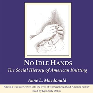 No Idle Hands audiobook cover art