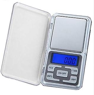 eWINNER ميزان رقمي حساس للمجوهرات Digital Scale 0.01 – 500 gm