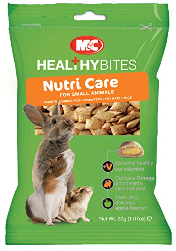 VetIQ Nutricare Treats Small Animal, 4 x 30 g