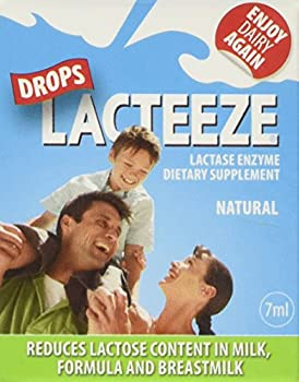 Lacteeze Drops 7 ml Liquid Enzyme