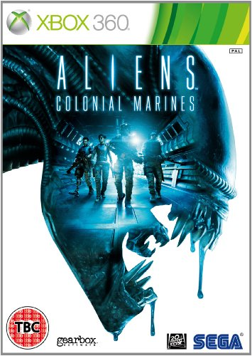 mächtig Aliens: Colonial Marine Collector's Edition / X360