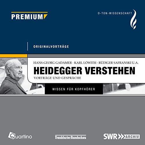 Heidegger verstehen audiobook cover art