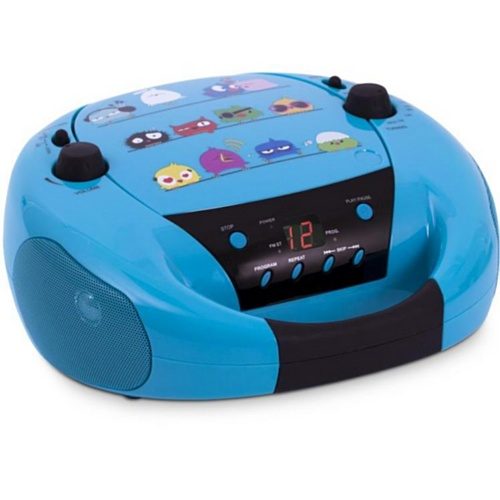 BigBen CD52 - Radio CD, diseño birds