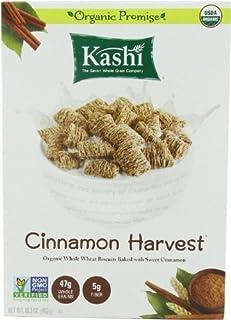 Kashi Cinnamon Harvest Cereal, Organic, Non GMO, 16.3 oz, Pack of 3