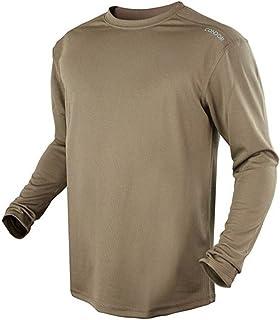 Condor Outdoor Maxfort Long Sleeve Shirt Performance Training Top