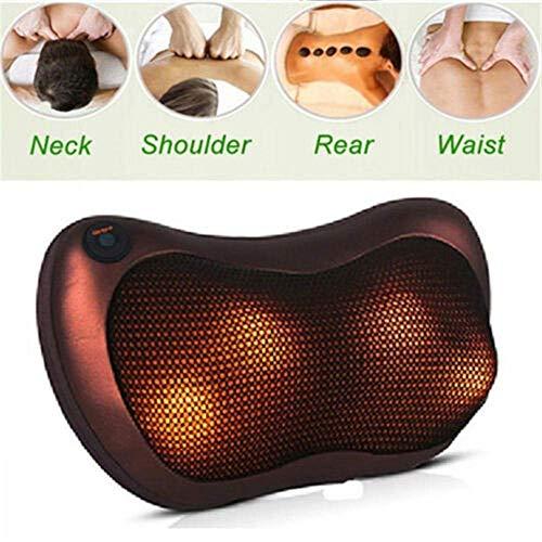 QXXNB Comfy shiatsu nackenElektronische Massagekissen Massagegerät Kissen Auto Taille Nacken Rücken Schulter