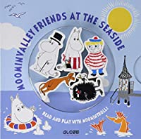 Moominvalley Friends At The Seaside