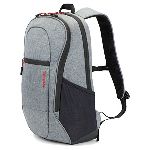 Targus TSB89604EU Urban Commuter 15,6 Zoll Notebook-Rucksack – Grau